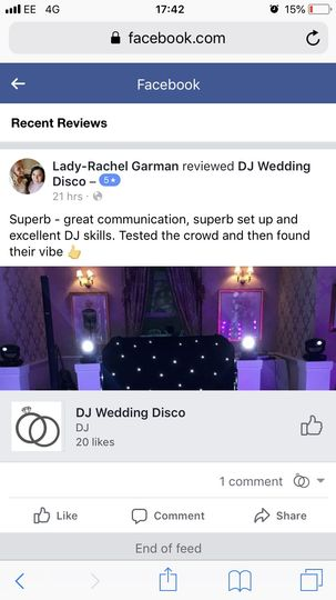 Music and DJs DJ Wedding Disco 61