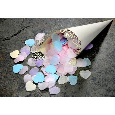 Confetti cones