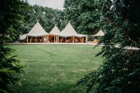 Tipis at Whatton House