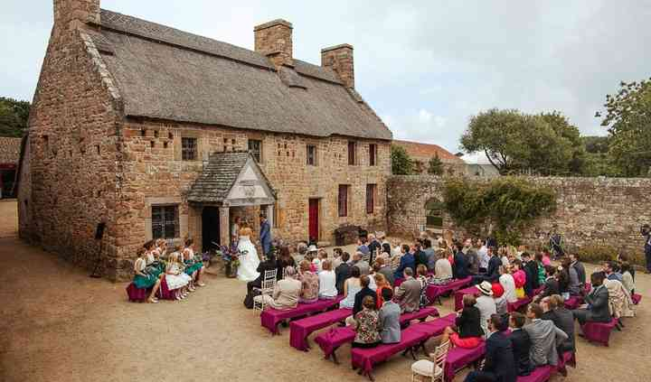 Marquees and Tents Wedding Venues in Channel Islands | hitched.co.uk