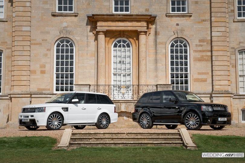 Range Rover Revere