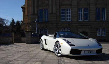 Wedding Car Hire 1