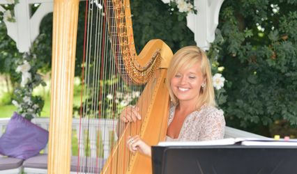 Nicola Veal - Harpist