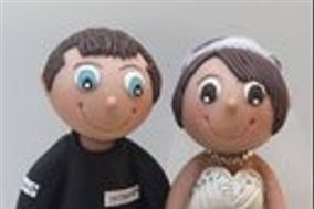 The London Clay Company - Cake Toppers