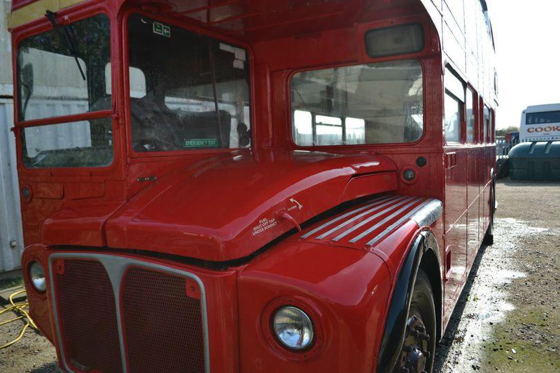 The bar bus
