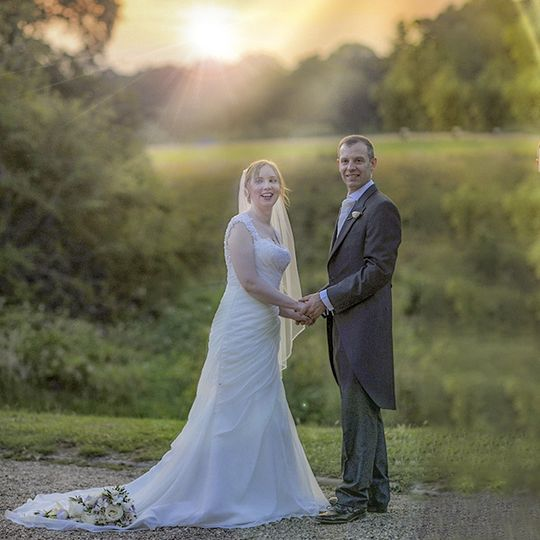 Perfect sunset - The Wedding Photo Co