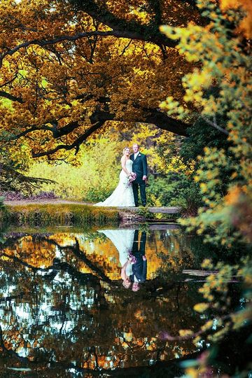 Autumnal wedding - The Wedding Photo Co
