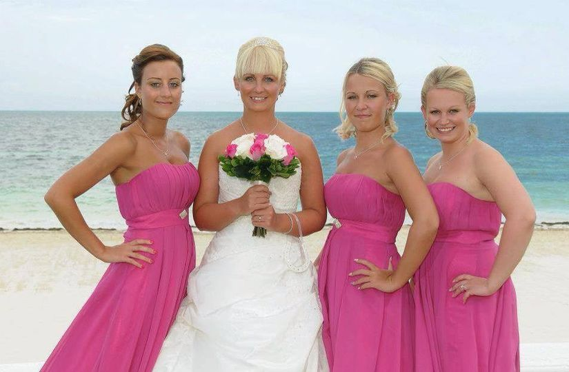 be beautiful bridal makeup 4 108937