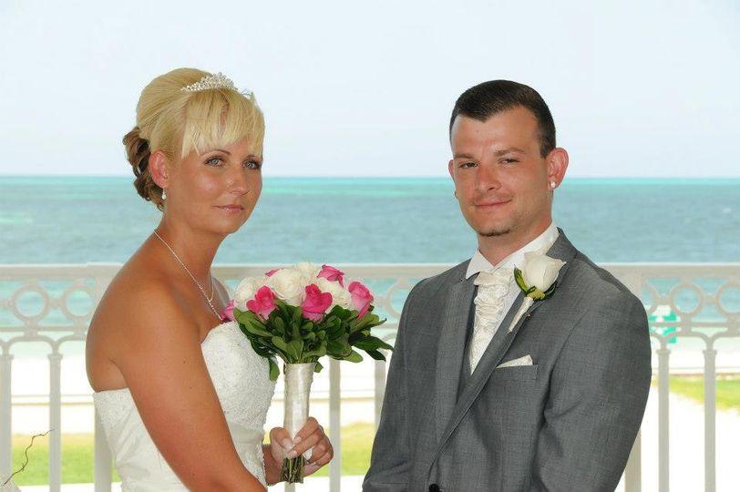 Bride & Bridal party make up 2