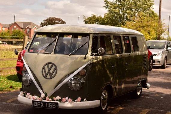Wedding party transport