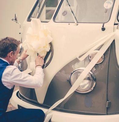 Wedding ribbons