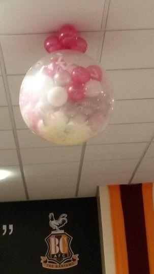 Exploderer balloon