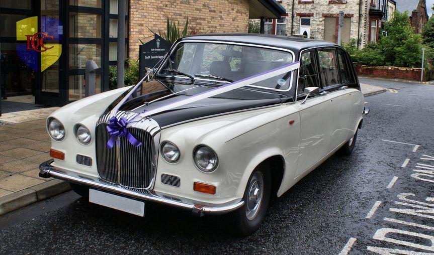 Durham County Cars - Daimler