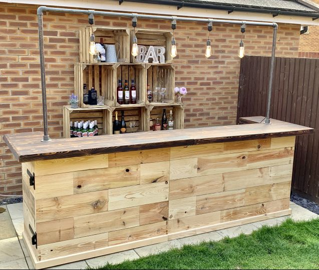 Mobile Bar Services The Whiteley Bar Company 7