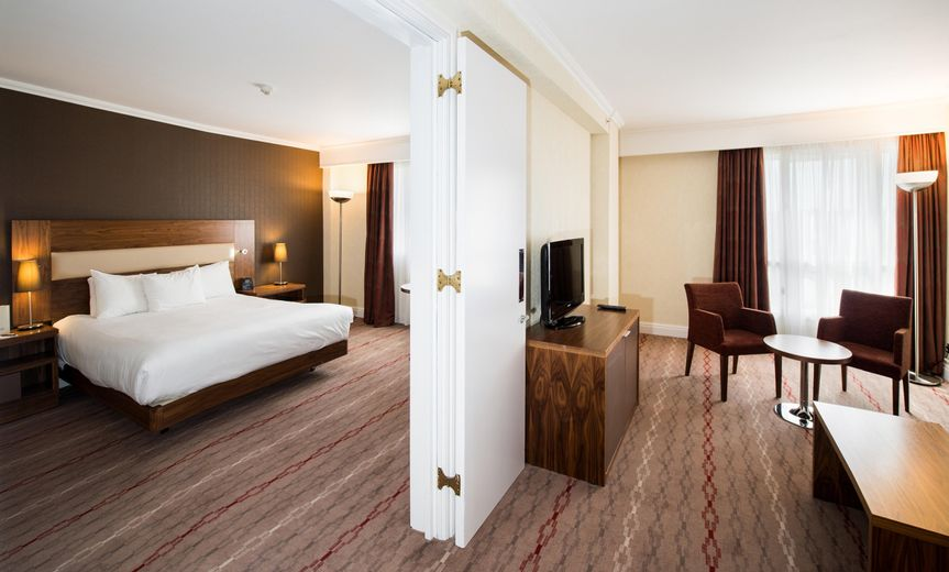 Classically-appointed suites