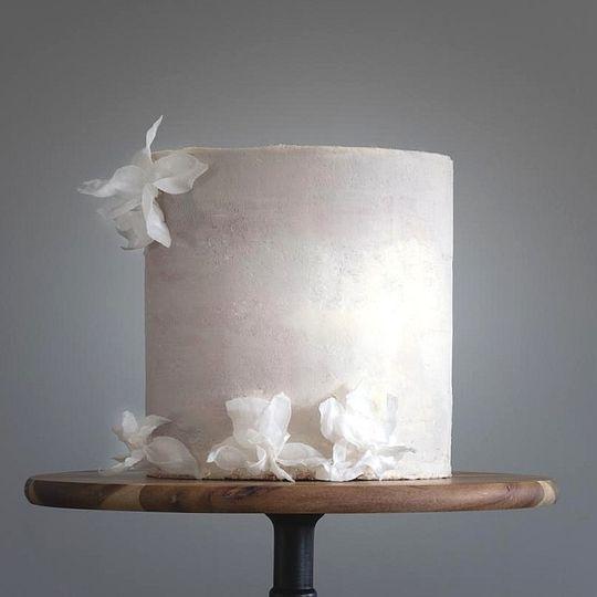 Wafer paper decoration