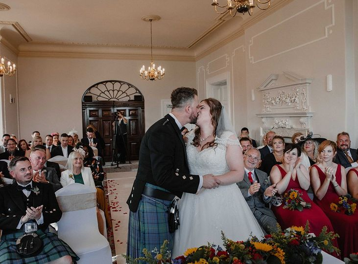Ceremony in the Drawing Room
