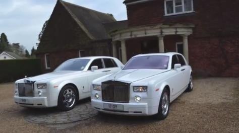 Cumbria Wedding Car Hire