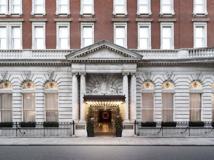 The London EDITION entrance
