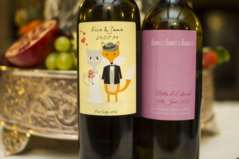 Bottle Bazaar Personalise Wine
