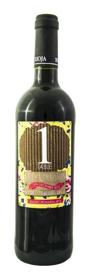 Bottle Bazaar Table Number