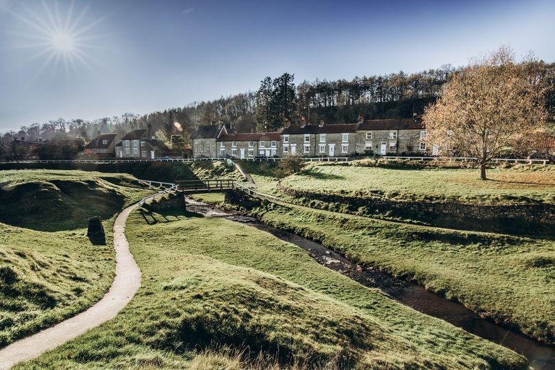 Hutton-le-Hole village