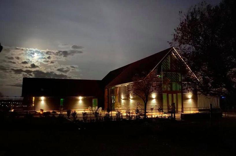 Winters Tale Barn - Moonlightl