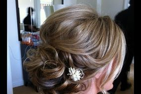 Bridal hair by Gemma Louise