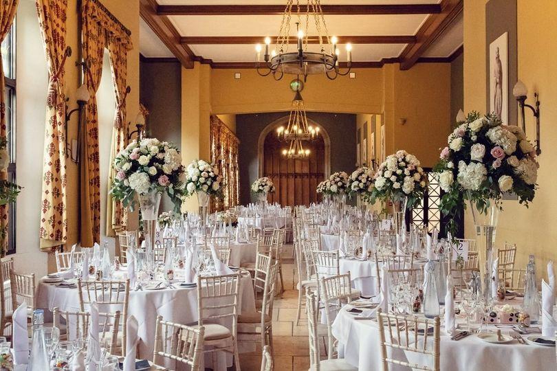 Repton Hall