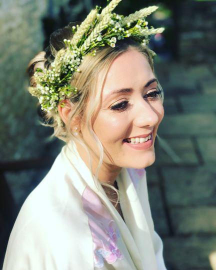 My beautiful bride Alex