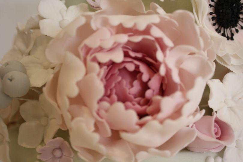 Flowerpaste peony