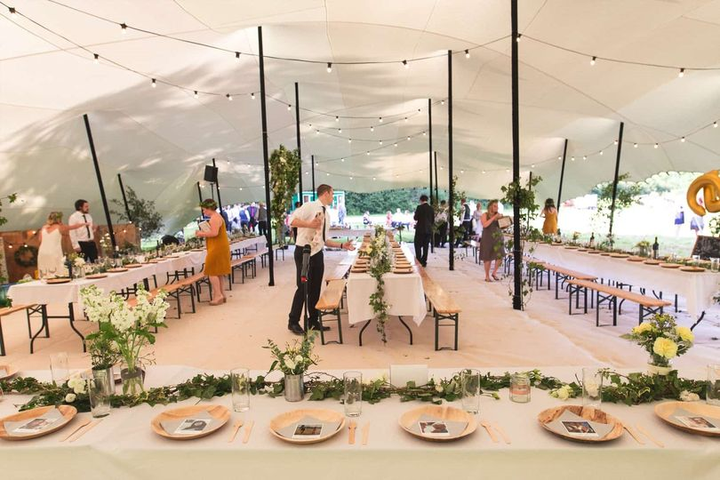Marquee Hire Tent Style 9