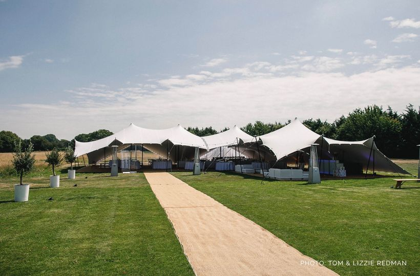 Marquee Hire Tent Style 13