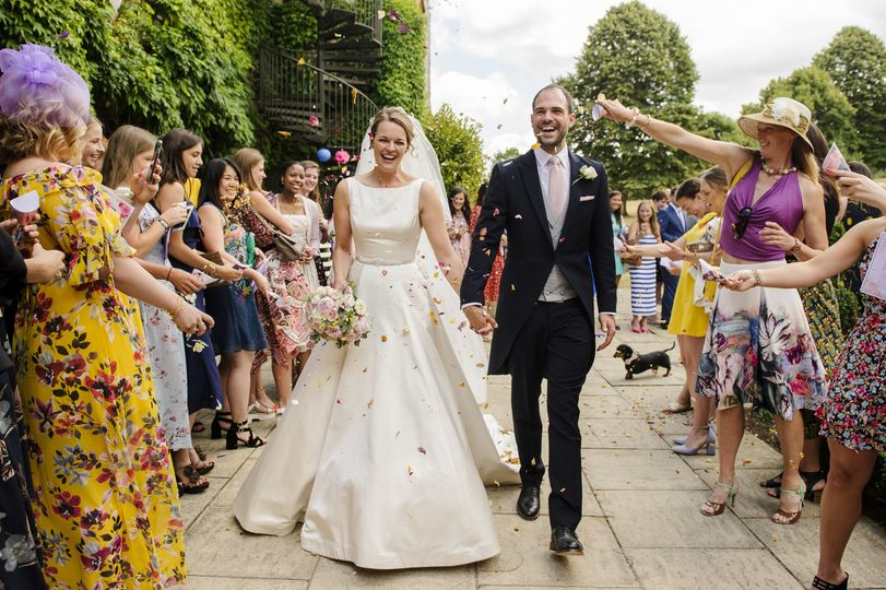 Wedding at Wycombe Abbey