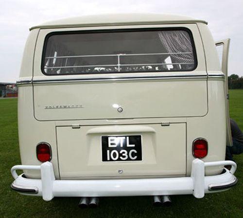 1965 deluxe VW