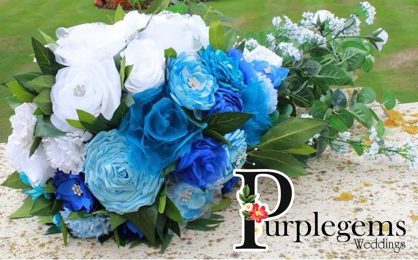 Handmade Flower Bridal Bouquet