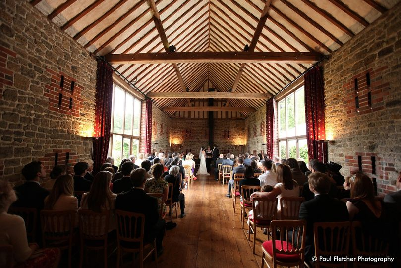 Bartholomew Barns Wedding Venue in Surrey