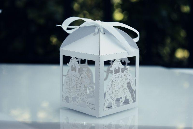 Customerised Favour Box