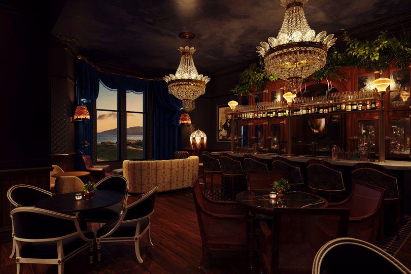Marine Hotel & Spa - Main Bar