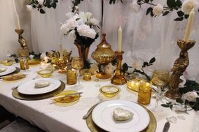 The Vintage Glassware Hire Company
