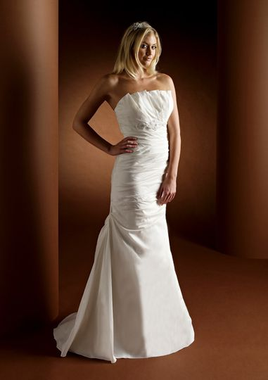 Amalfi wedding dress