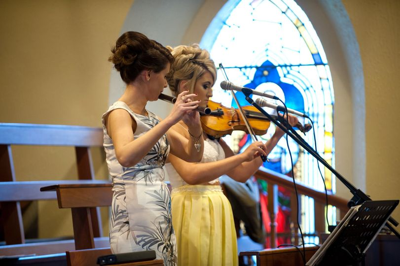 Flute and fiddle