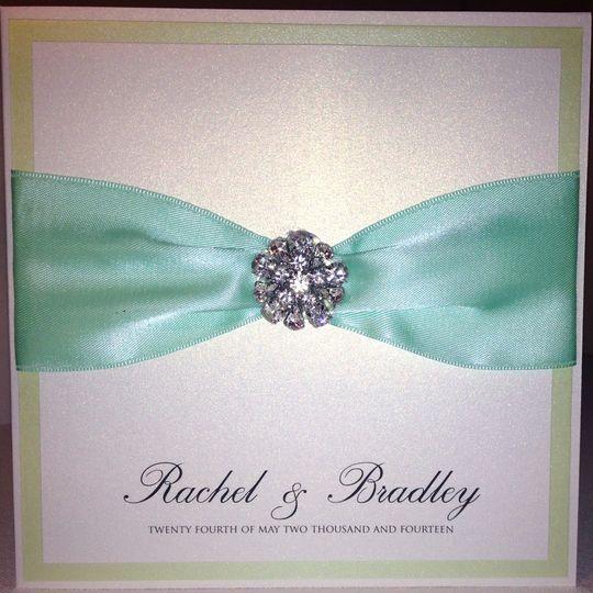 Luxury pocket fold
