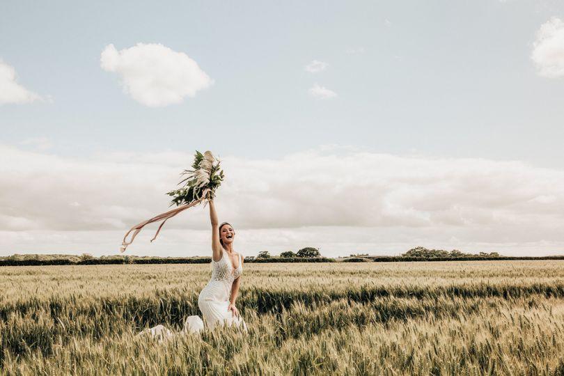 Hanbury Wedding Barn 13