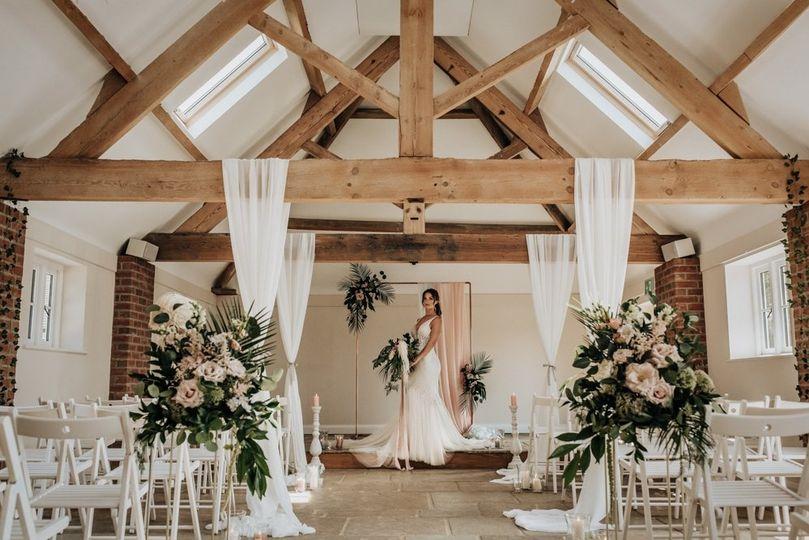 Hanbury Wedding Barn