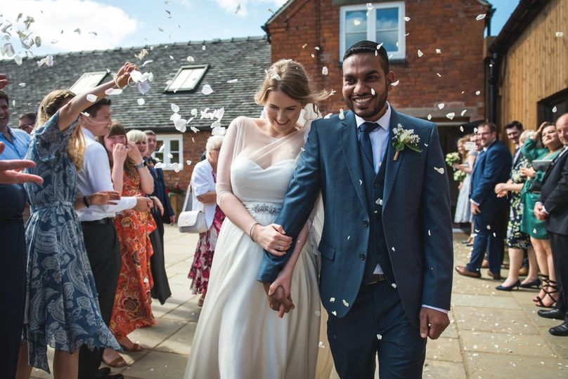 Hanbury Wedding Barn 21