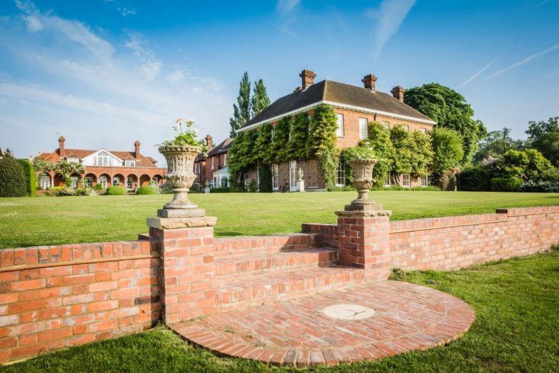 Micklefield Hall in Hertfordshire