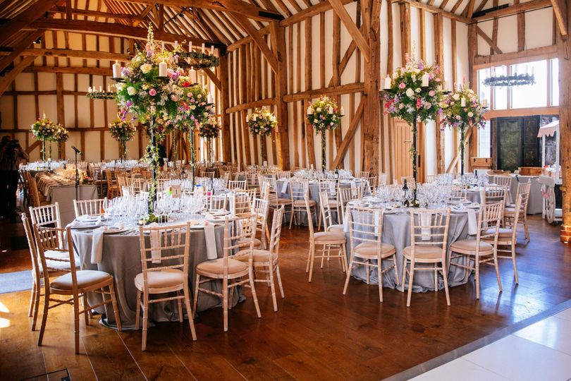 Weddings at Micklefield Hall