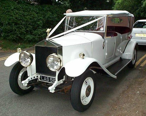 1929 Rolls Royce Phantom II