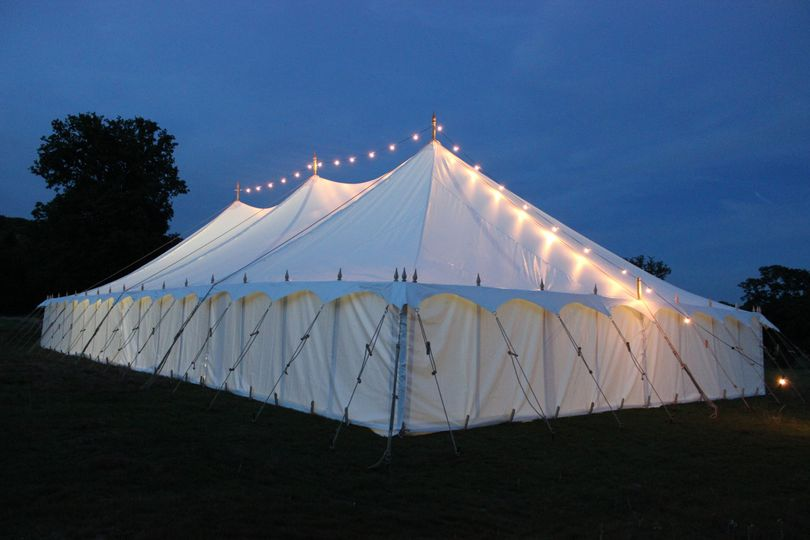 Traditional Marquee Hire One Six Events